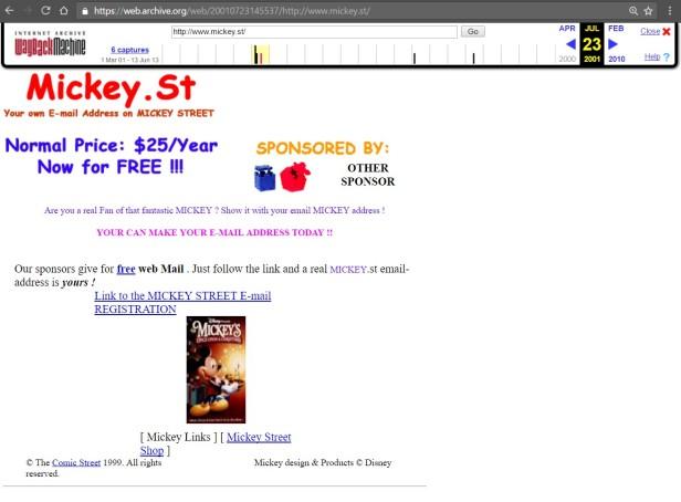 0 dirk laureyssens mickey-st 2001-07-23