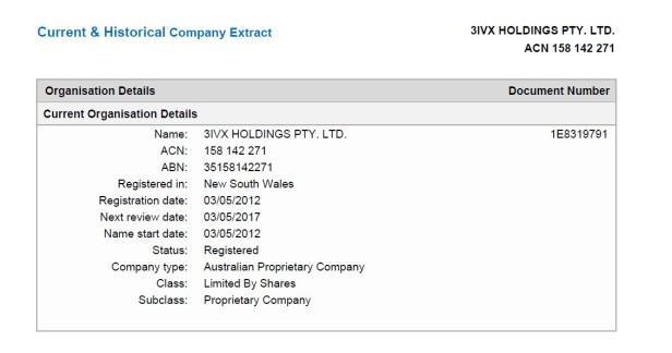 3ivx Holdings Pty Limited.2012-05-03