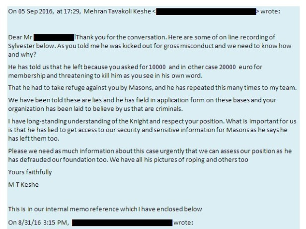 MTK letter to KMFAP 2016-09-05