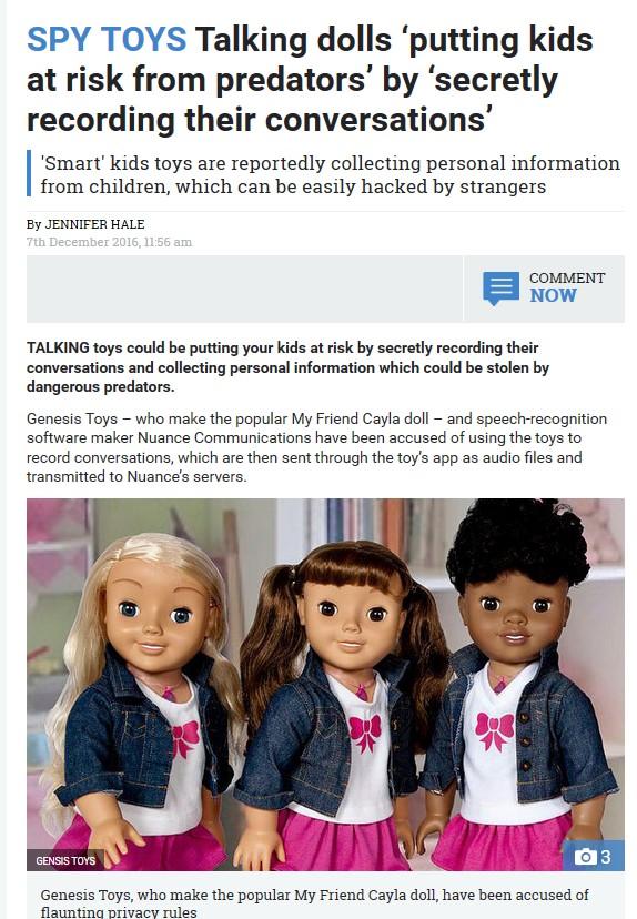 spy dolls