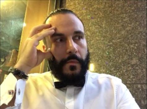 Sylvester Belso bearded photo
