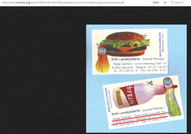 web archive 1998-05-24